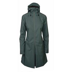 AGU Seq Rain Jacket Women steel blue